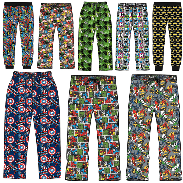 Cartoon lounge pants aren't just comfortable, they're fun to wear, as well. Relax in your pajamas in style with our cozy lounge pants featuring your favorite cartoon characters. FREE shipping and FREE returns on all orders shipping in the US.